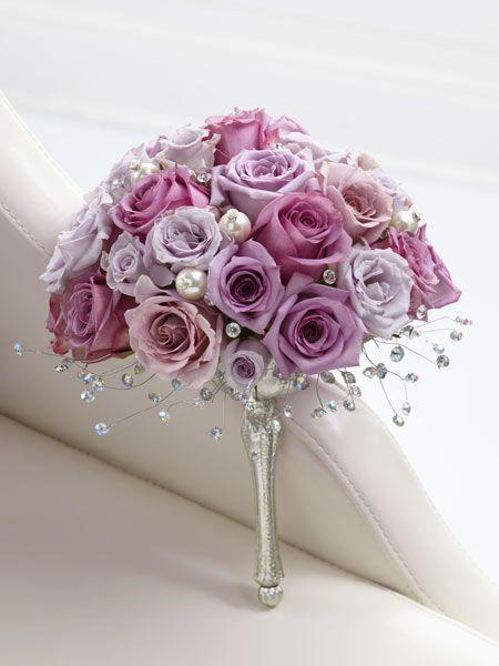 Blissful Love Bouquet Flower Arrangement